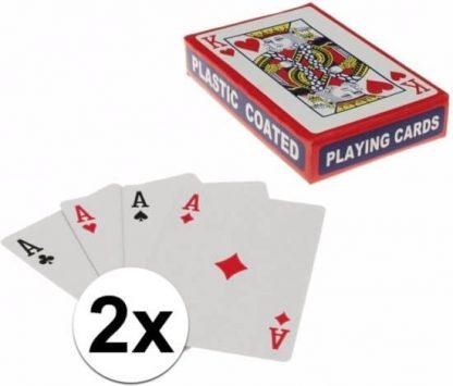 setje speelkaarten